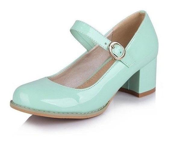 Sapato Feminino Memunia 00103 Importado Frete Grátis