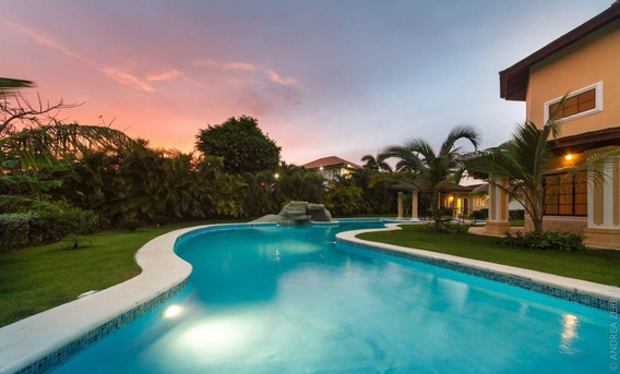 Vacation Villa Finely Decorated Punta Cana Cocotal