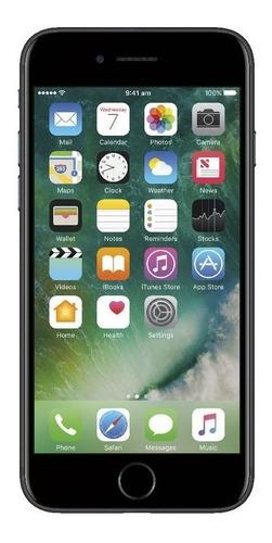 iPhone 7 128gb Preto Matte Celular Muito Bom