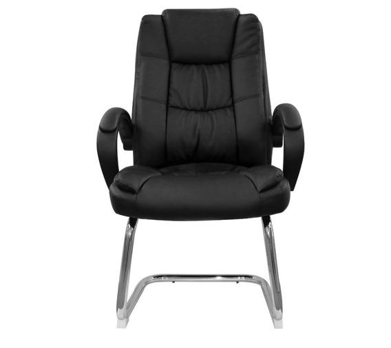 Cadeira De Escritório Presidente Confortável + 2 Brindes