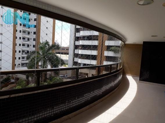 Apartamento 4/4 Sendo 3 Suítes No Pituba Ville À Venda! - N1476 - 33515757