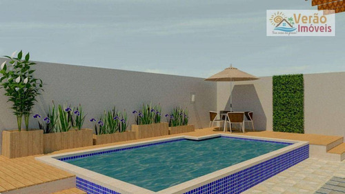 Imagem 1 de 23 de Sobrado Com 2 Dormitórios À Venda, 73 M² Por R$ 333.000,00 - Suarão - Itanhaém/sp - So0194