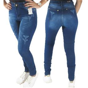 Kit 5 Calças Jeans Feminina Roupa Feminina Atacado Promoção