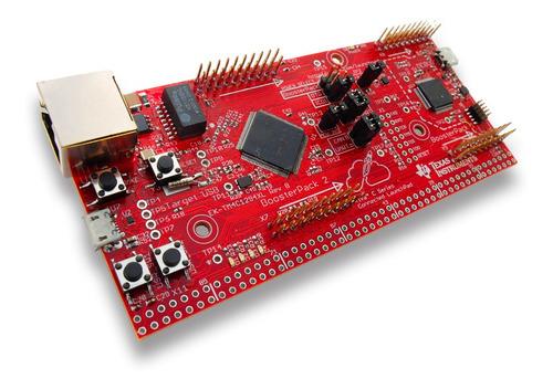 Tiva C Series Ektm4c1294x Connected Launchpad