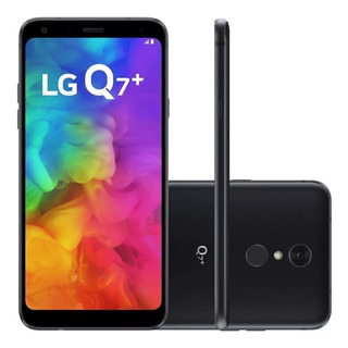 LG Q7+ Plus Tv Digital Dual Chip 64gb Ram 4 Gb- Demonstração