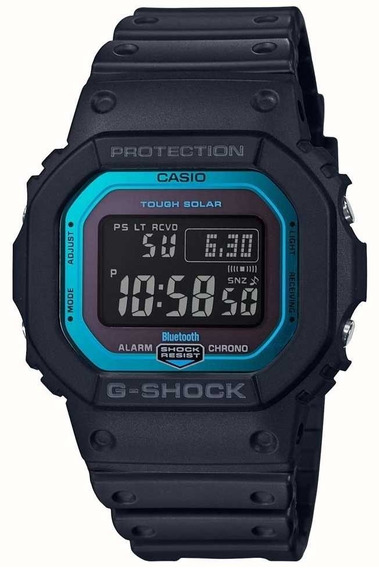 Casio G-shock Gw-b5600 De Metal Tough Solar (modificado)