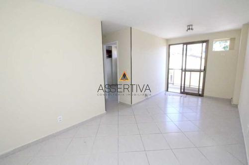 Imagem 1 de 15 de Apartamento - 2 Quartos - Locação - Méier - Flap20332