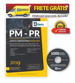 Apostila Pm - Pr 2019 - Polícia Militar Do Paraná E Bombeiro