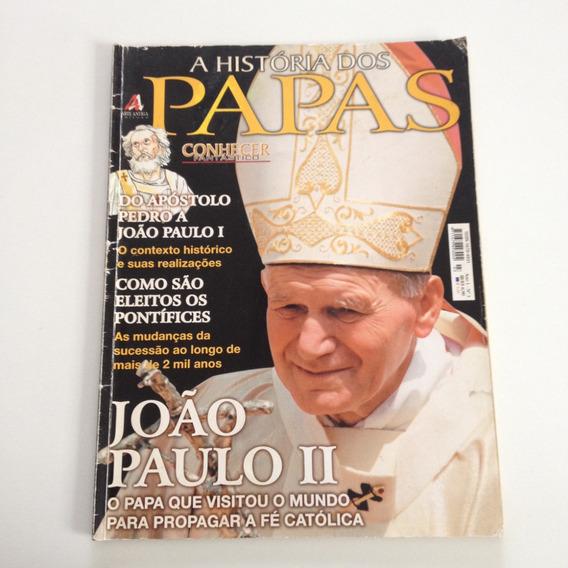 Revista A História Dos Papas João Paulo 2 N°03 D871