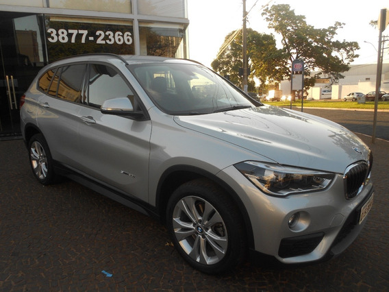 Bmw X1 Activeflex 2.0 Unico Dono