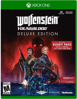 Wolfenstein Youngblood Deluxe Edition / Xbox One