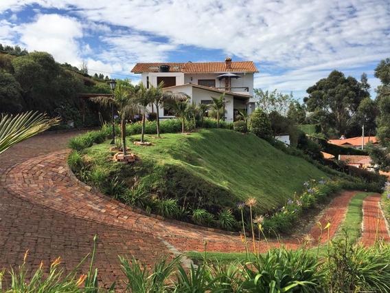 Casa En Colombia Yerbabuena Sabana De Bogota Al Norte