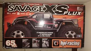 Vendo Savage Xs Flux - Pouco Usado