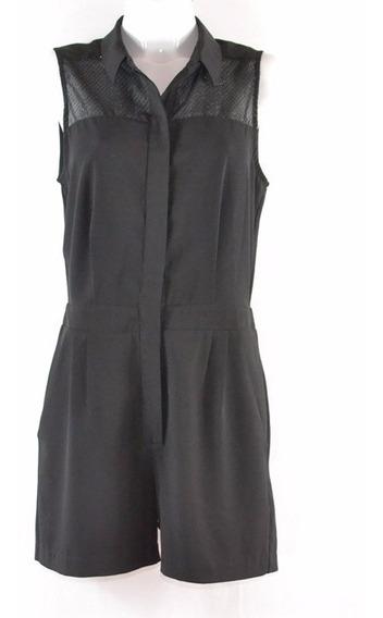 Lob Jumpsuit Negro 2 Msrp $800