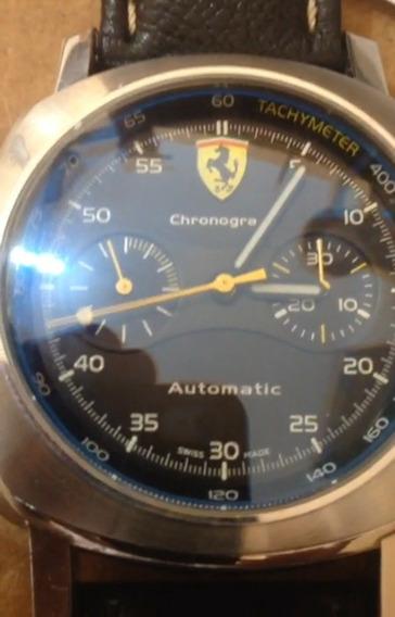 Relógio Modelo Ferrari