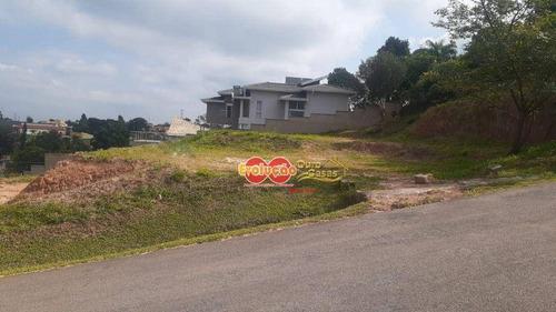 Imagem 1 de 7 de Terreno  - Condomínio Parque Da Fazenda - Te3400