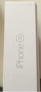 iPhone Se Nuevo Con Caja Y Factura Y Forro