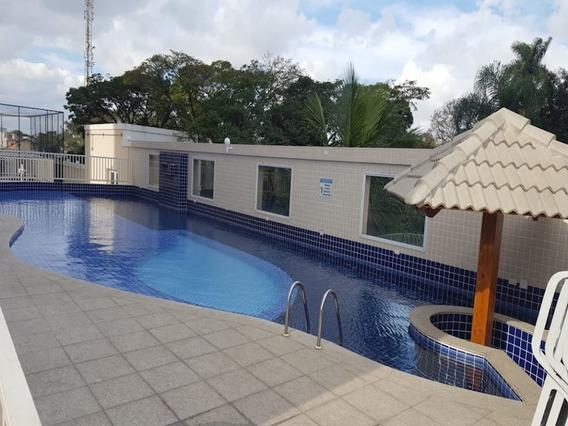 Apartamento Para Locação 01 Dormitórios E 01 Vaga. Cond. Aquática - 11346