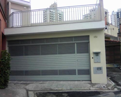 Sobrado Com 2 Dormitórios À Venda, 120 M² Por R$ 490.000 - So6389