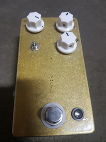 Pedal Jhs Morning Glory V3 Overdrive Boutique