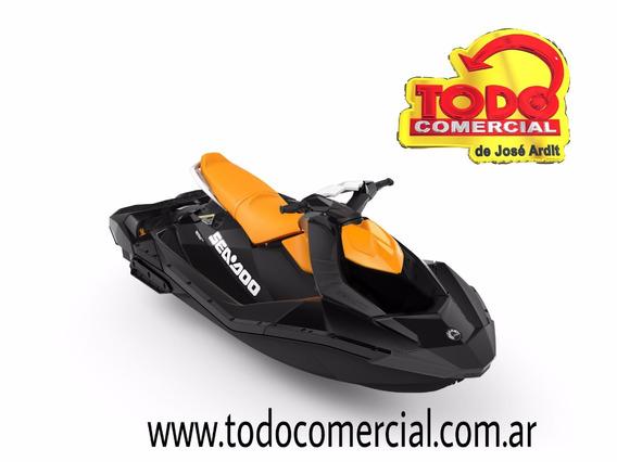 Moto De Agua Sea Doo Spark 2up Ho 90hp