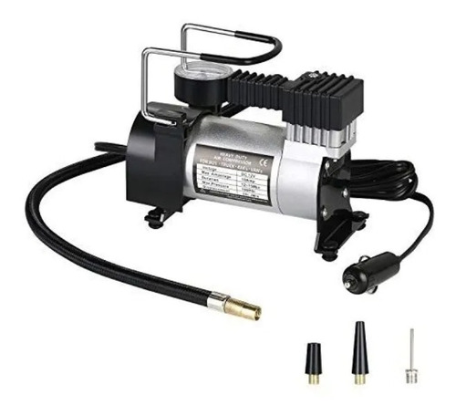 Compresor de aire mini eléctrico portátil Oregon COM001 12V