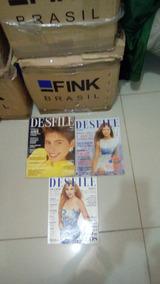 Revista Desfile Bloch Editora 03 Volumes