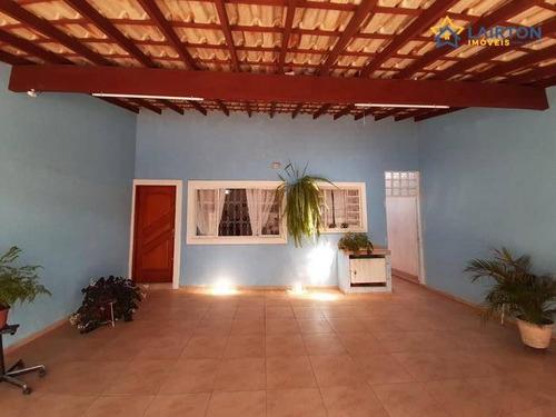 Casa Com 2 Dormitórios À Venda, 165 M² Por R$ 365 Mil - Nova Cerejeiras - Atibaia Sp - Ca1937