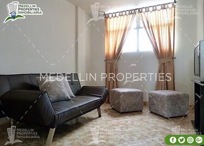 Arrendamientos De Apartamentos En Medellín Cód: 4669