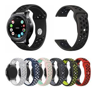 Pulseira Sport Para Samsung Galaxy Watch 46mm - Gear S3