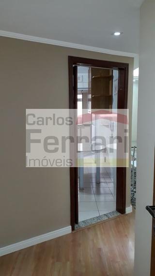 Apartamento Mais Barato Do Condomínio E Total Mobiliado - Cf18936
