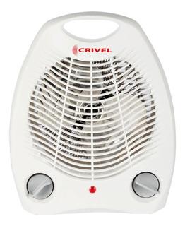 Caloventor Electrico Crivel 1000/2000w Cv-13 Termostato