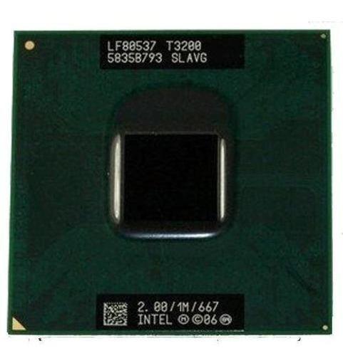 Processador 2.0ghz Intel Dual Core T3200 Slavg