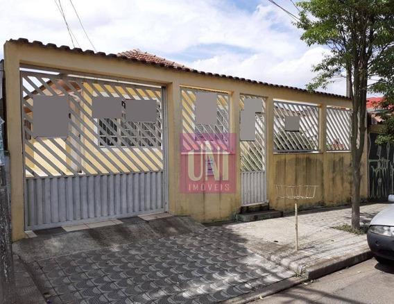 Terreno À Venda, 330 M² Por R$ 840.000 - Parque Novo Oratório - Santo André/sp - Te0199