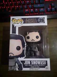 Funko Pop 26 Game Of Thrones - Jon Snow Castle Black
