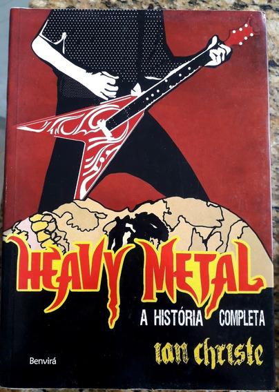 Kit Livros Sobre Bandas De Rock/heavy Metal