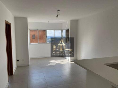 Imagem 1 de 19 de Apartamento Com 3 Dormitórios À Venda, 80 M² Por R$ 650.000,00 - Alphaville Industrial - Barueri/sp - Ap3246