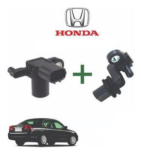 Kit Fase E Rotação Honda Civic 1.7 16v 2001 Original
