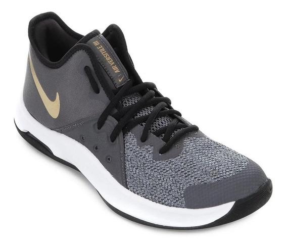 Tênis Nike Air Versitile 3 Cinza Original - Footlet