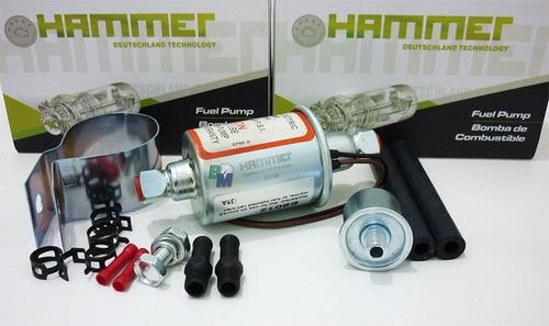 Imagen 1 de 5 de Pila Bomba Gasolina Universal Externa Hammer E8012 0902