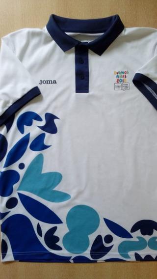 Chomba Juegos Olimpicos 2018