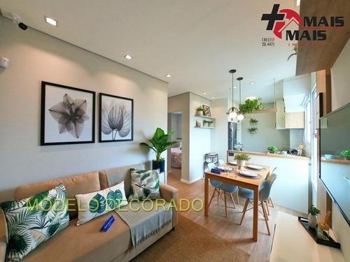 Imagem 1 de 15 de Residencial Stuppendo, Apartamento 2 Quartos, Hortolândia - Alongstu