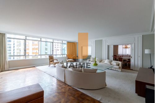 Apartamento Para Venda No Bairro Higienópolis Em São Paulo - Cod: Ja12203 - Ja12203