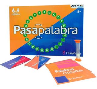Pasapalabra - Juego De Mesa - Ansaldo 20060