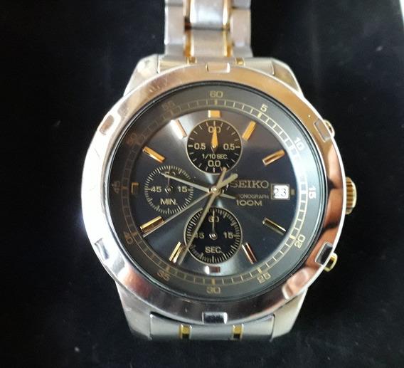 Reloj Seiko Cronografo