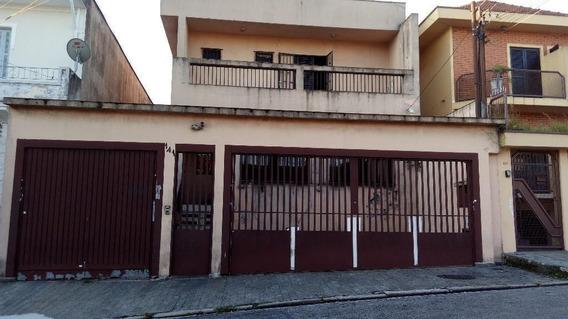 Sobrado Com 4 Dormitórios À Venda, 132 M² Por R$ 1.200.000,00 - Vila Mariana - São Paulo/sp - So1824