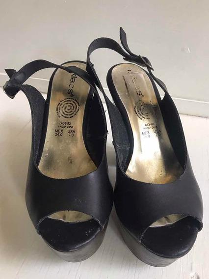 Zapatillas Cklass De Segunda Mano (negras)