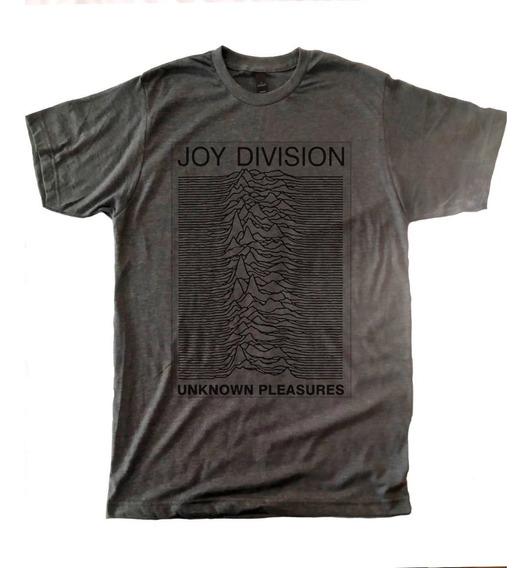 Playera Ringer Joy Division Unknown Pleasures