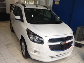 Chevrolet Spin 1.8 Lt 5as 105cv Disponible Para Taxi #gd