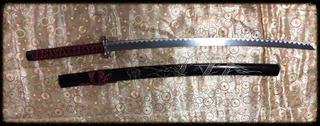 Cr Espada/ Katana/ Wakizachi/ Tanto/ Nodachi/ Sword Cr